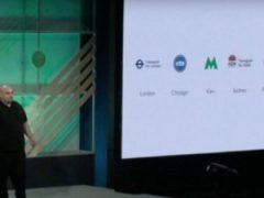 Google признала проект оплаты в киевском метро одним из самых прогрессивных