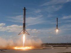 Spacex вновь отложила запуск новой партии спутников для глобального интернета